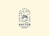 Haytor, Devon, UK