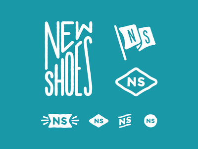 New Shoes style sheet branding flag elements style sheet logo texture