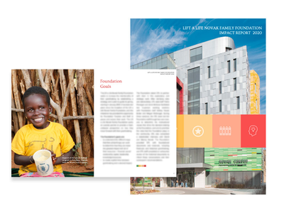 Impact Report printing layout report