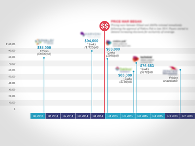 Pricing Chart sanitized timeline pricing