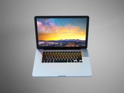 VRAY Macbook