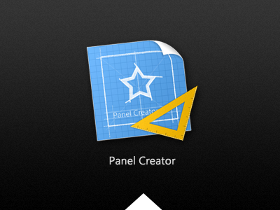 Panel Creator Icon icon png