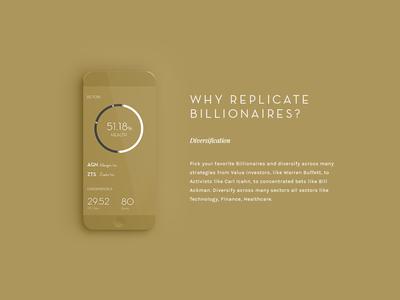 iBillionaire Capital exclusive billionaires fintech finance gold
