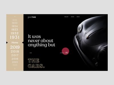 Porsche History - Concept