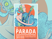 Nov Poster for la Parada