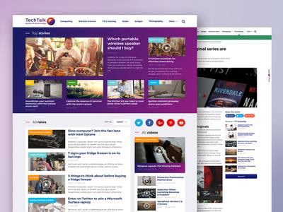 """Techtalk"" blog for Currys PC World - Desktop"