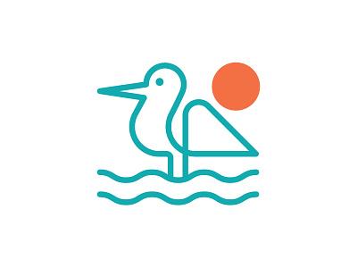 Azores Sandwich tern | Logos Design symbol branding mark sandwich tern azores bird logo