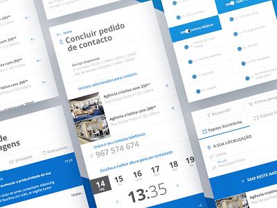 Filter & action detailed area platform user experience user design interactive design design dashboard case study website agency ux ui experience