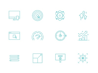 Key Features Icons stroke vector key features icon sketch illustration icons