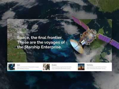 Space the final frontier interaction design explore interaction design experience ui ux earth space