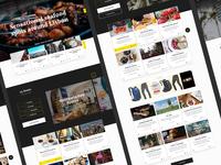 Convida Home page
