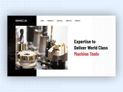 Romec CNC tool