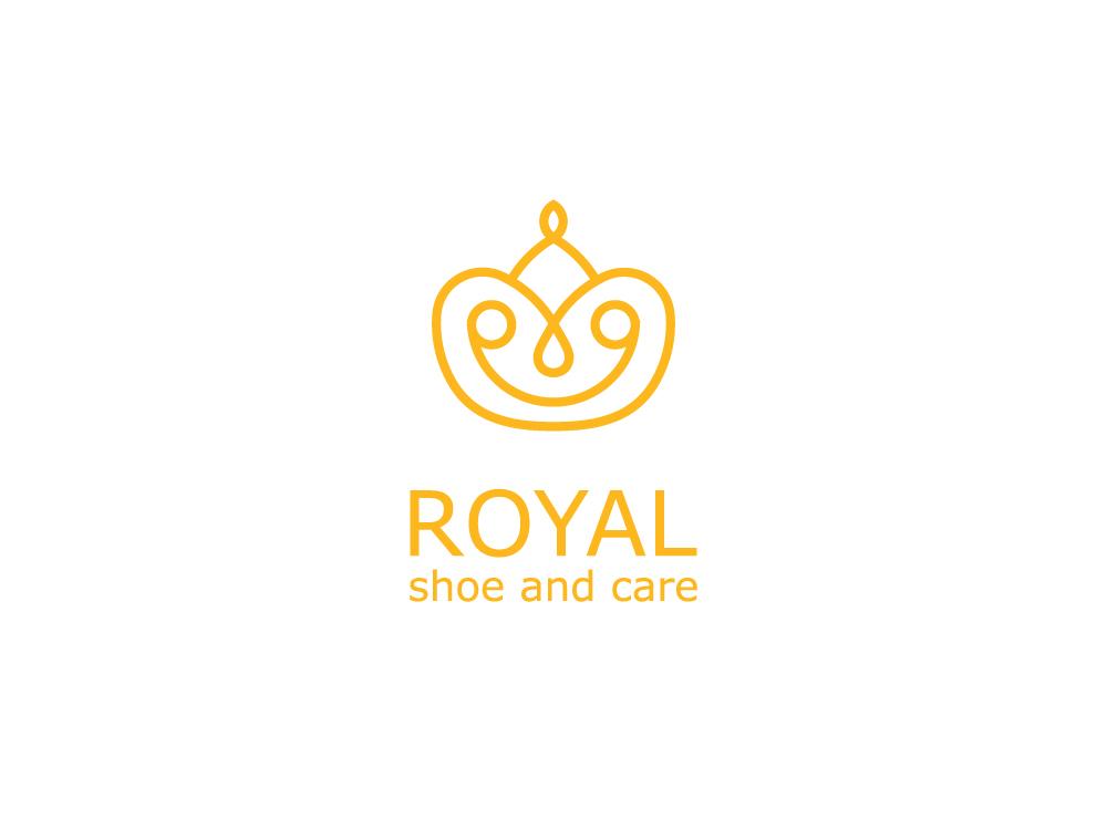 Royal Shoe Logo Project [SOLD] mascot flat logo design colour animals logo adventure logo adobe illustrator cc business card design brand design branding agency logoground minimalist logo branding brand identity brand monogram logo identity best