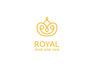 Royal Shoe Logo Project [SOLD]