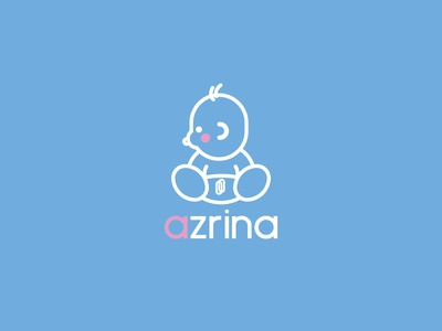 Azrina Logo