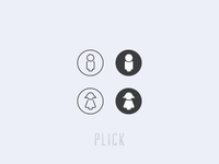 Gender icons for Plick v1.2