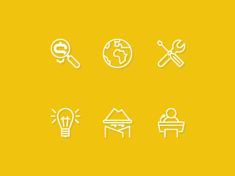 Labs icon-set icon ai branding