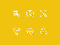 Labs icon-set