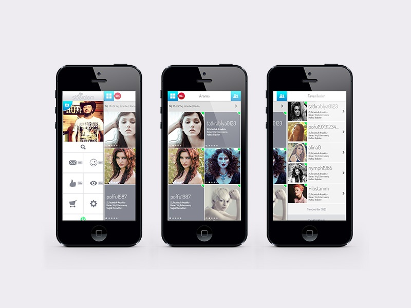 match making ios apps