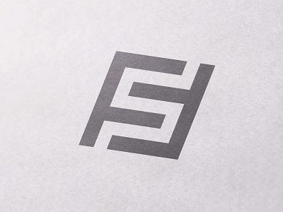 FSF Logo design icon branding design logo