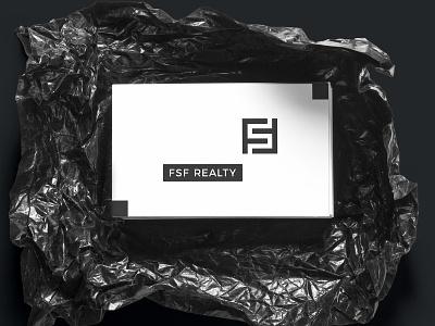 FSF Business Card graphic deisgn design logo busines card branding