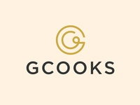 Gcooks logo design