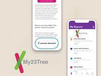 My23Tree app