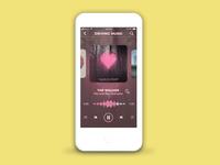 Design Challenge: Music Player