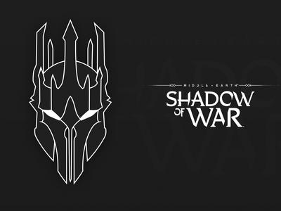 Shadow Of War Sauron Icon