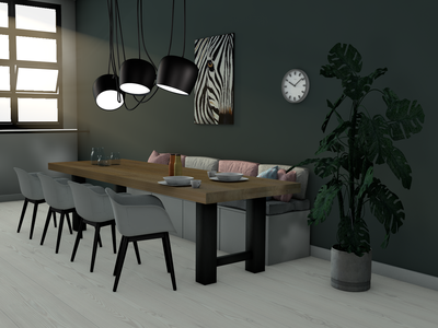 Table configurator modern living room concept rendering drawings visuals interiordesign design interior illustration cinema4d architechture render visualisations create