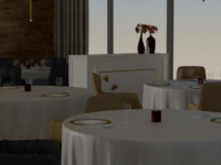 Restaurant visualisation