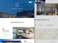 Architect Onepager