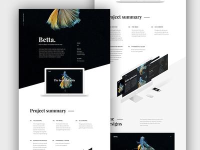 Behance Project