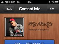 Contact redesign big
