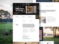 Arkshelter Homepage