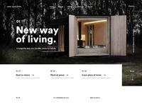 Homepage ark