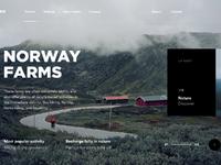 Norway farm