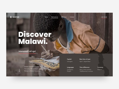 Discover Malawi