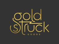 Gold Struck Branding Concept