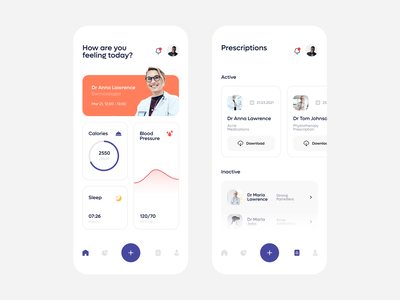 Medical App Concept design app mobile design mobile app mobile ui medical care medical medical design medical app ux mobile mobile app design app design app ui design concept design