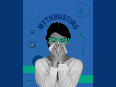 Flu Shot Social Campaign - Myth busting the Flu