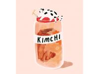 Kimchi kitty