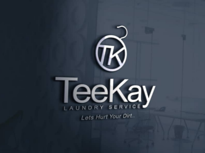 Brand identity design for teekay Laundry