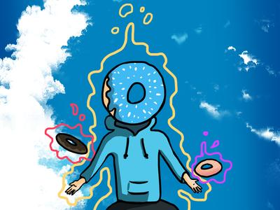 Psychic Donuts