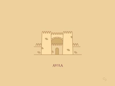 Avila Entrance Gate