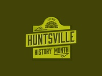 Huntsville History Month (final design)
