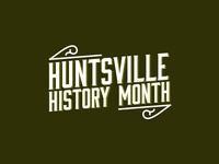 Huntsville History Month (text only)