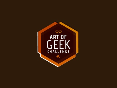 Art of Geek - unused concept