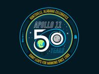 Apollo 11 - Unused concept