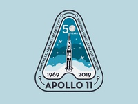 Apollo 11 - Unused Concept 2
